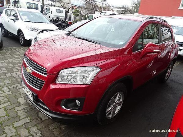 Chevrolet Tracker 1.8 año 2014