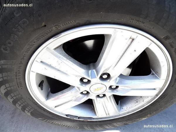 Chevrolet Tracker LT AWD año 2014