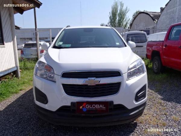 Chevrolet Tracker LS 1.8 año 2014