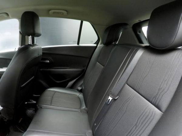 Chevrolet Tracker LS 4X2 año 2014