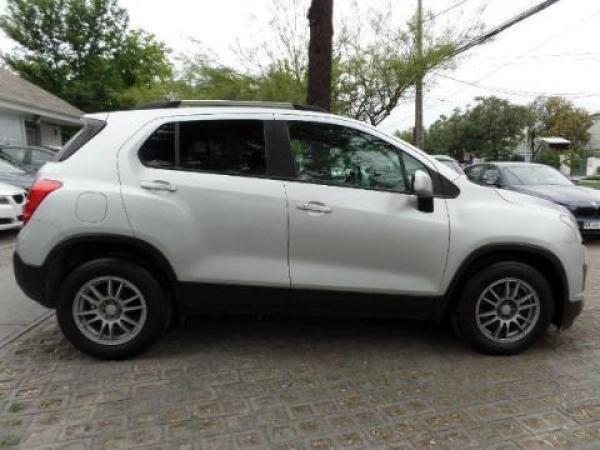 Chevrolet Tracker  año 2014