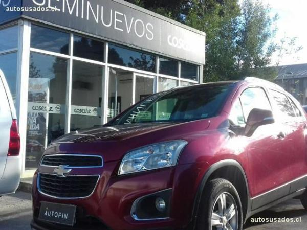 Chevrolet Tracker 1.8 AWD LT AT año 2014