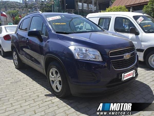 Chevrolet Tracker ls año 2014