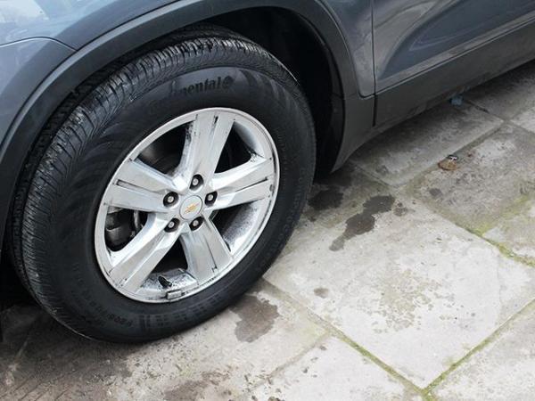 Chevrolet Tracker LT 1.8 MT año 2014