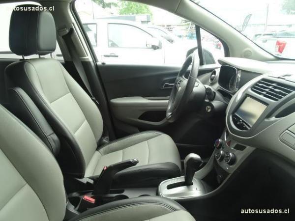 Chevrolet Tracker E5 año 2015