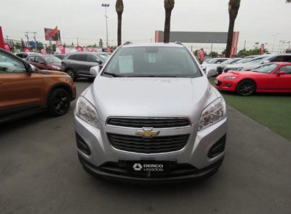 Chevrolet Tracker LS año 2015