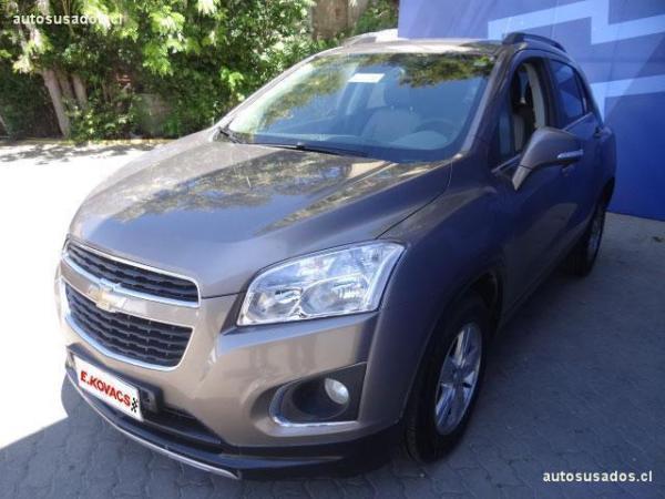 Chevrolet Tracker 1.8 año 2015