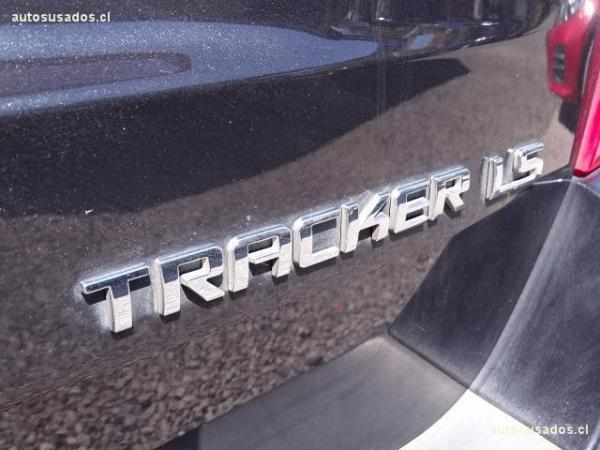 Chevrolet Tracker  año 2015