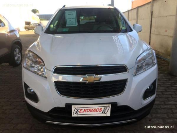 Chevrolet Tracker 1.8 año 2015
