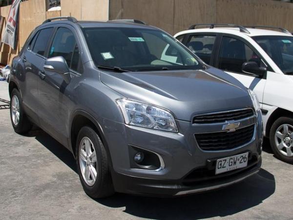 Chevrolet Tracker Tracker Lt 1.8 año 2015