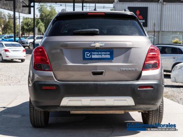 Chevrolet Tracker LT 1.8 año 2015