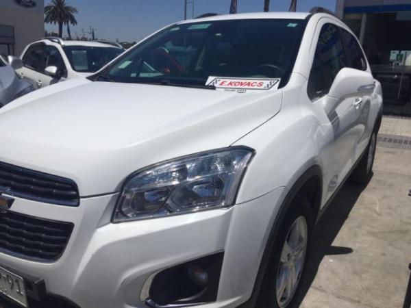 Chevrolet Tracker 1.8 FWD E5 LT MT año 2015