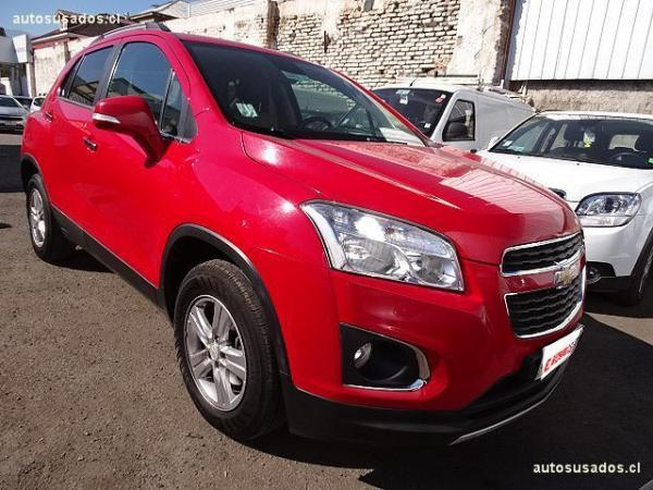 Chevrolet Tracker 1.8 año 2016