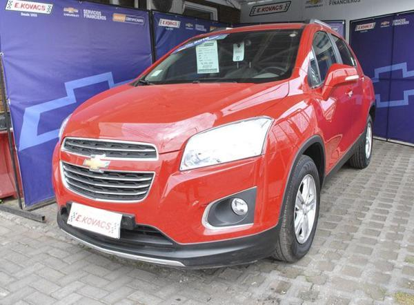 Chevrolet Tracker LT año 2016