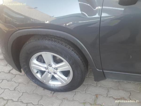 Chevrolet Tracker 1.8 año 2016