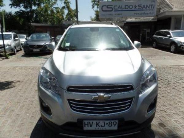 Chevrolet Tracker  año 2016