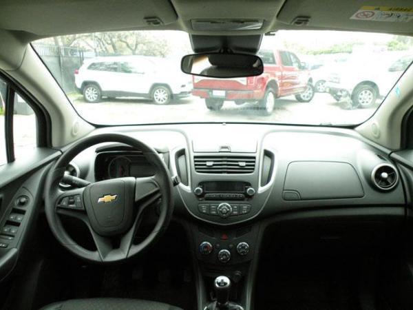 Chevrolet Tracker TRACKER LS 1.8 año 2016
