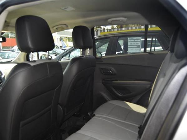Chevrolet Tracker Tracker Lt Awd 1.8 At año 2016