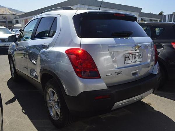 Chevrolet Tracker Tracker Lt Awd 1.8 At año 2016