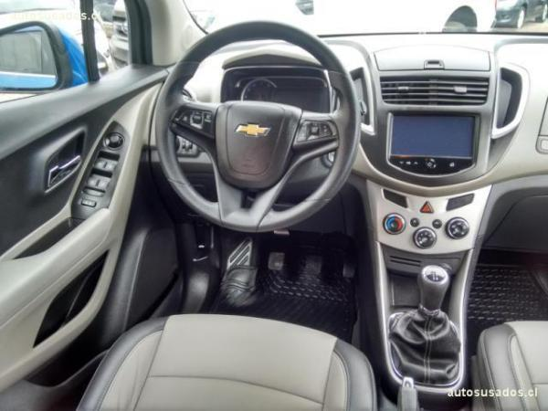 Chevrolet Tracker LS año 2016