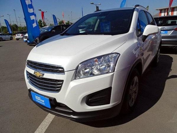 Chevrolet Tracker 1.8 LS año 2017
