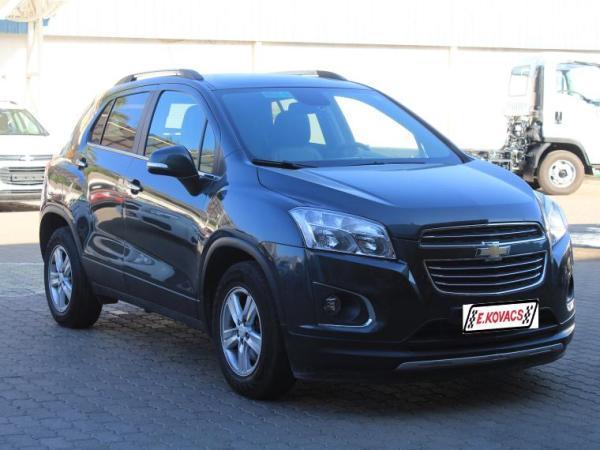 Chevrolet Tracker LT 1.8 año 2017