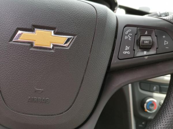 Chevrolet Tracker TRACKER 1.8 AWD E5 LT AT año 2018