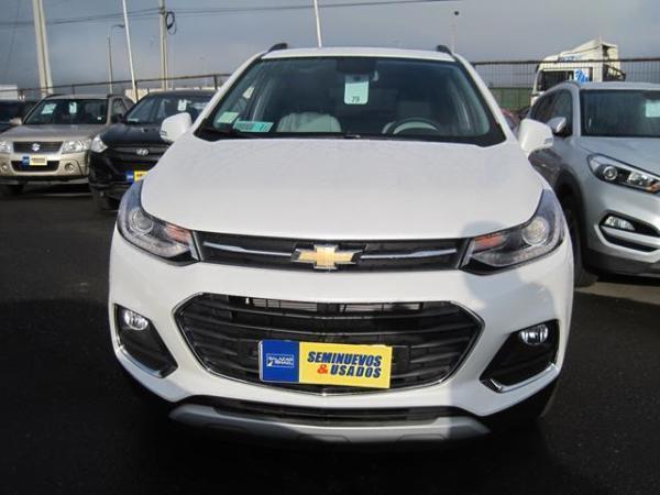 Chevrolet Tracker Tracker Ii 1.8 Awd Lt At año 2018