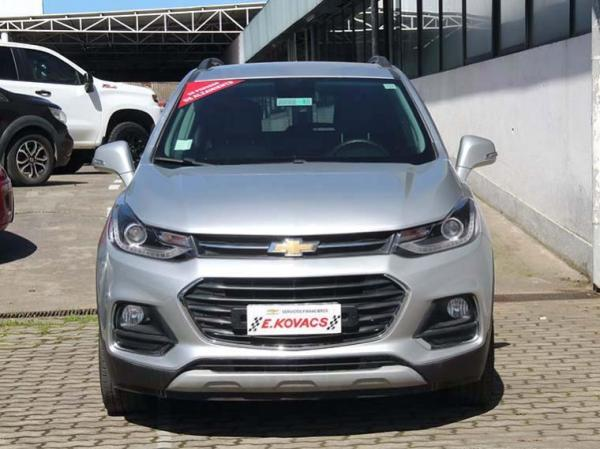 Chevrolet Tracker 1.8 FWD LT MT año 2018