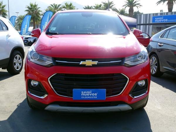 Chevrolet Tracker II 1.8 LS MT año 2019