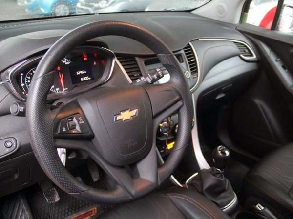 Chevrolet Tracker II LS 1.8 año 2019