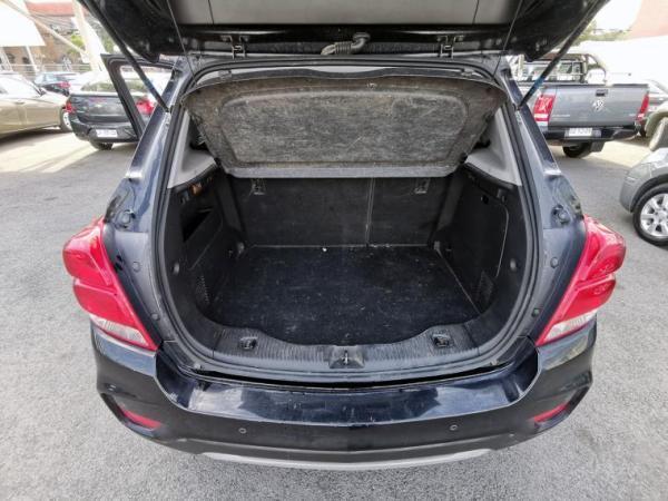 Chevrolet Tracker LT II MT A/C FWD año 2019