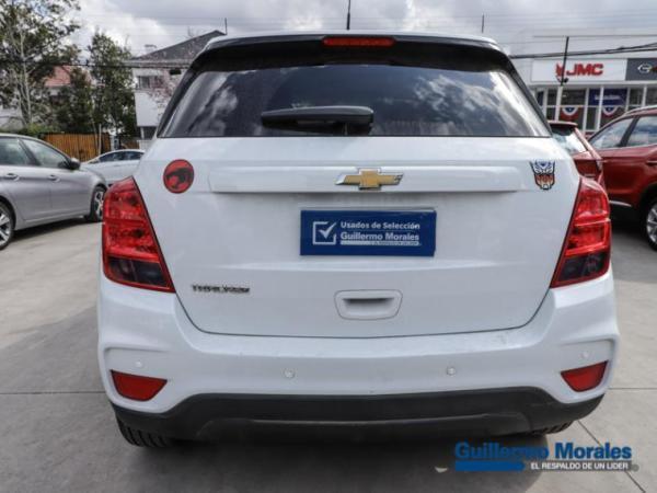 Chevrolet Tracker II FWD 1.8 año 2020