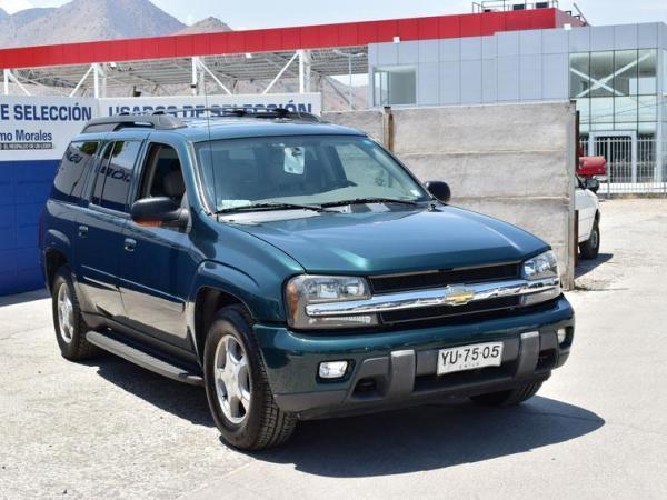 Chevrolet Trail Blazer 4.2 año 2006