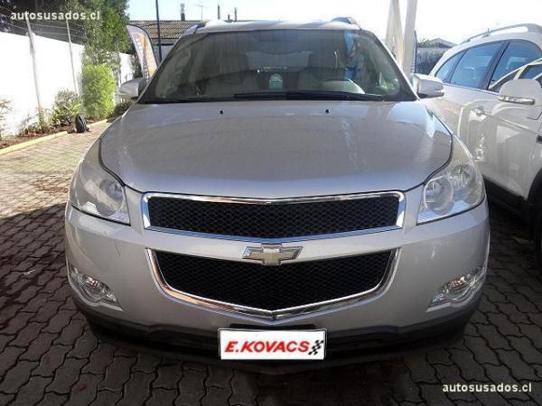 Chevrolet Traverse 3.6 año 2011
