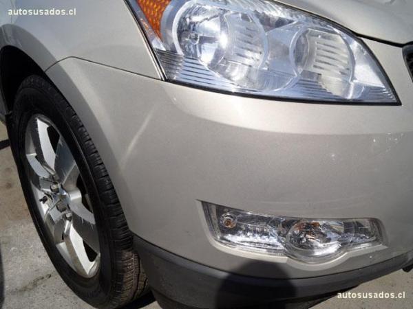 Chevrolet Traverse LT 3.6 SU AWD año 2012