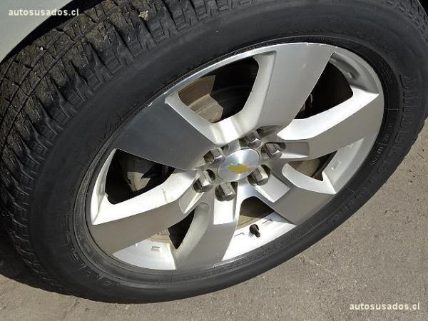 Chevrolet Traverse LT año 2012