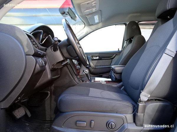 Chevrolet Traverse LT 3.6 AT 4X2 año 2013