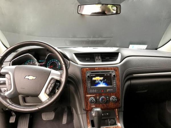 Chevrolet Traverse LT DVD GPS año 2013