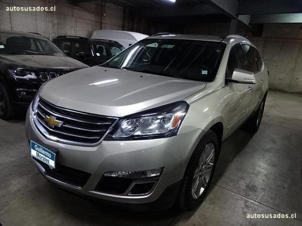 Chevrolet Traverse III LT año 2014