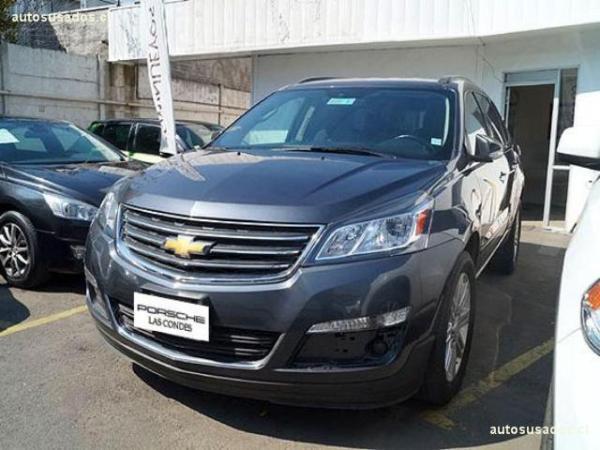 Chevrolet Traverse III LT 3.6 año 2014