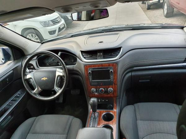 Chevrolet Traverse 3.6 AT año 2015