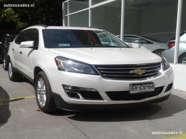 Chevrolet Traverse LT 3.6 AT 4X2 año 2015