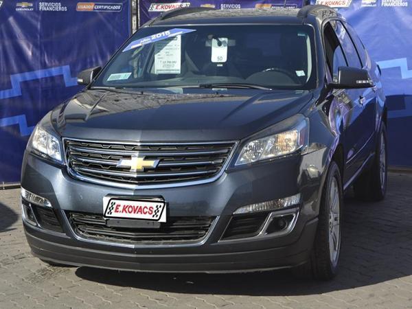 Chevrolet Traverse III LT AC AT año 2015