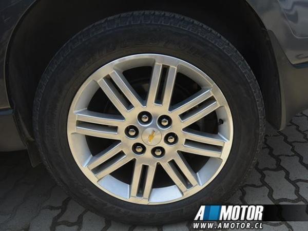 Chevrolet Traverse lt año 2015