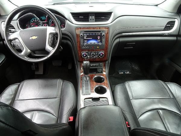 Chevrolet Traverse TRAVERSE III LT 3.6 AWD año 2015