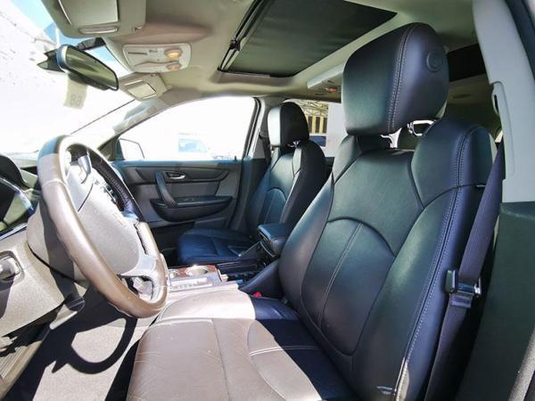 Chevrolet Traverse LT SU AWD AC AT año 2016