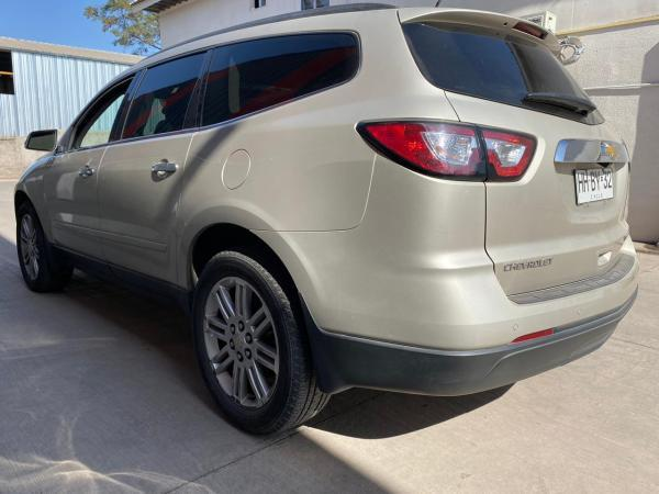 Chevrolet Traverse 3.6 LT SU AWD AT año 2016