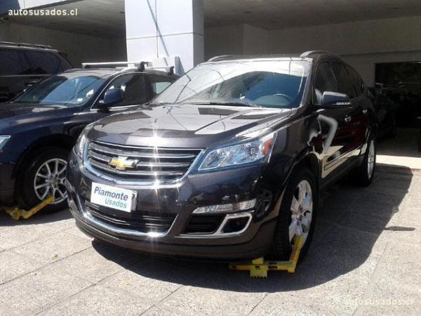 Chevrolet Traverse LT año 2016