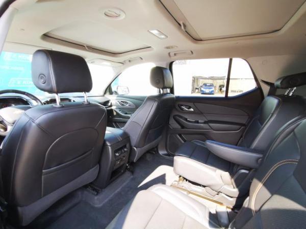 Chevrolet Traverse PREMIER AWD 3.6 AT año 2018